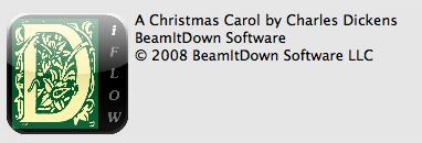 A Christmas Carol - the eBook
