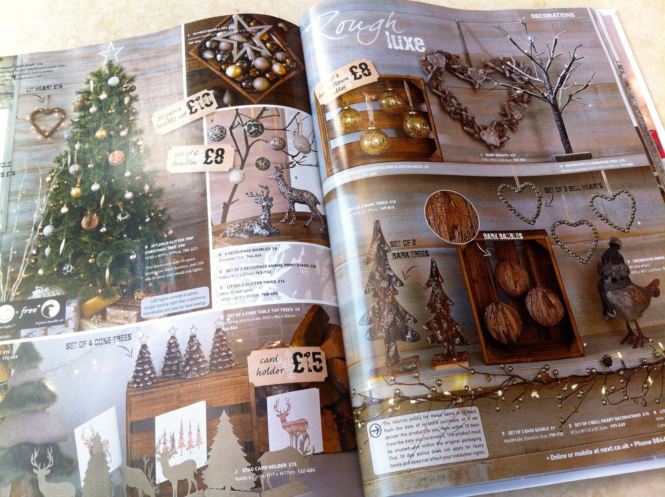 Christmas Decor Next : Christmas decoration next ideas decorating