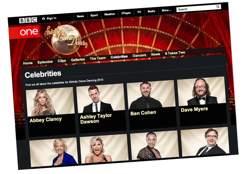 Get ready to shimmy – Strictly starts this Friday