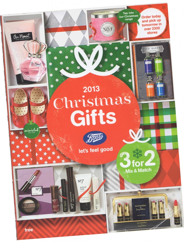 Boots Christmas Gifts Guide 2013
