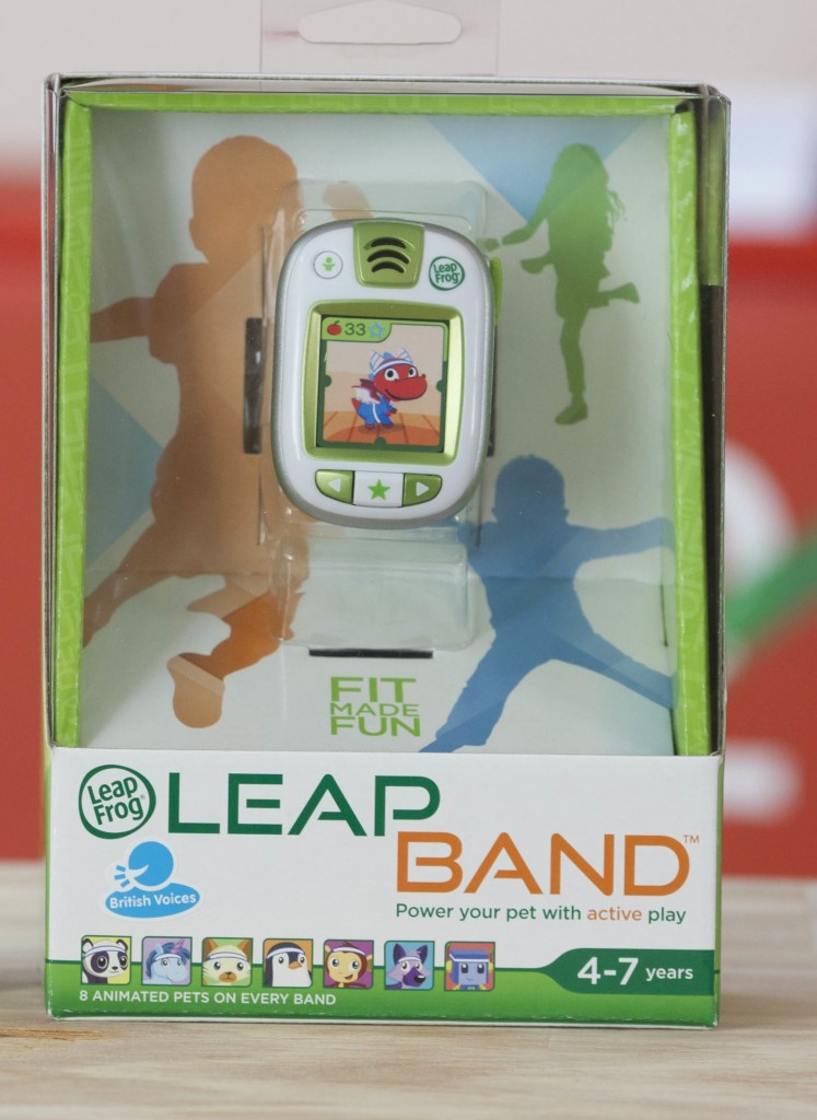Leapfrog Leap Band Green