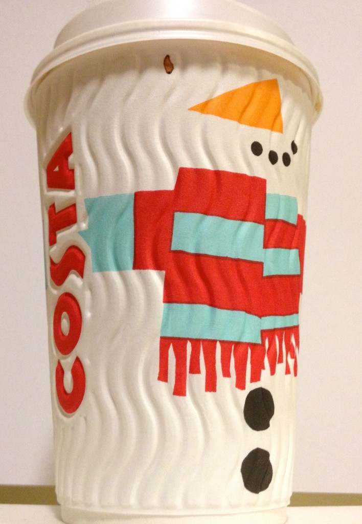 Costa Coffee Winter 2014/2015 Winter Cup