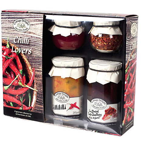 Chilli Lovers Hamper