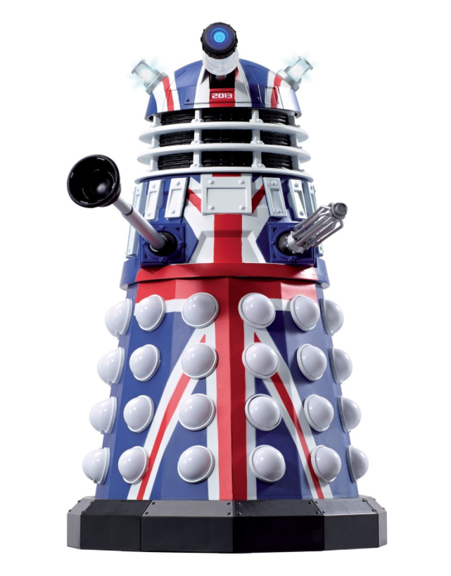 Doctor Who 12-inch 50th Anniversary Collector Edition Dalek