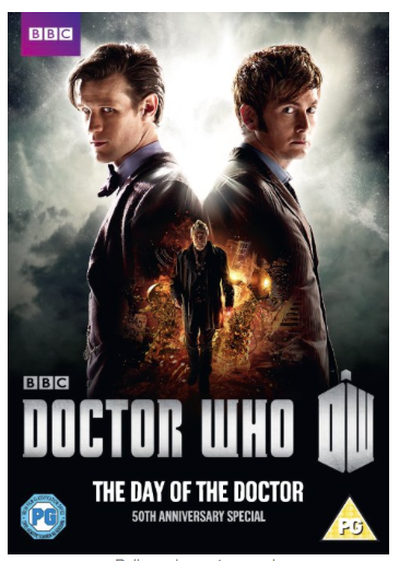 The Day of the Doctor - 50th Anniversary Special [DVD]