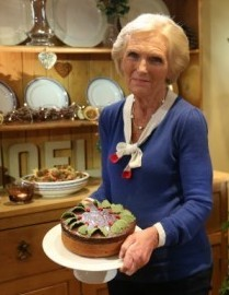Mary Berry's Tunis Cake Recipe