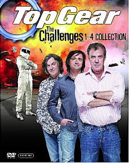 3 Challenges box set : Top Gear