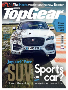 Top Gear Magazine September 2016