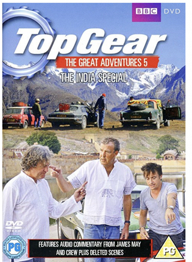 Top Gear - The Great Adventures the India Special