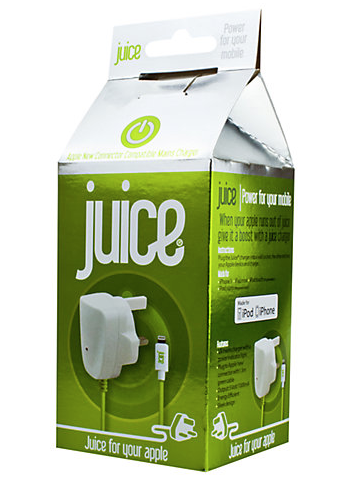 Juice iPhone Charger