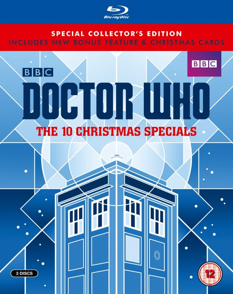 Doctor Who The 10 Christmas Specials Gift Idea