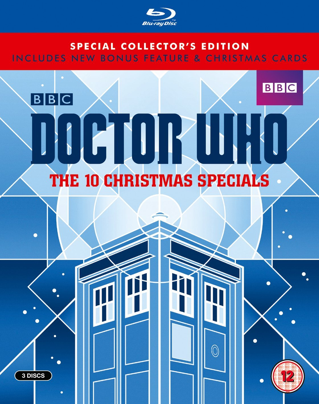 Just spotted a new gift idea for Doctor Who fans this Christmas.
