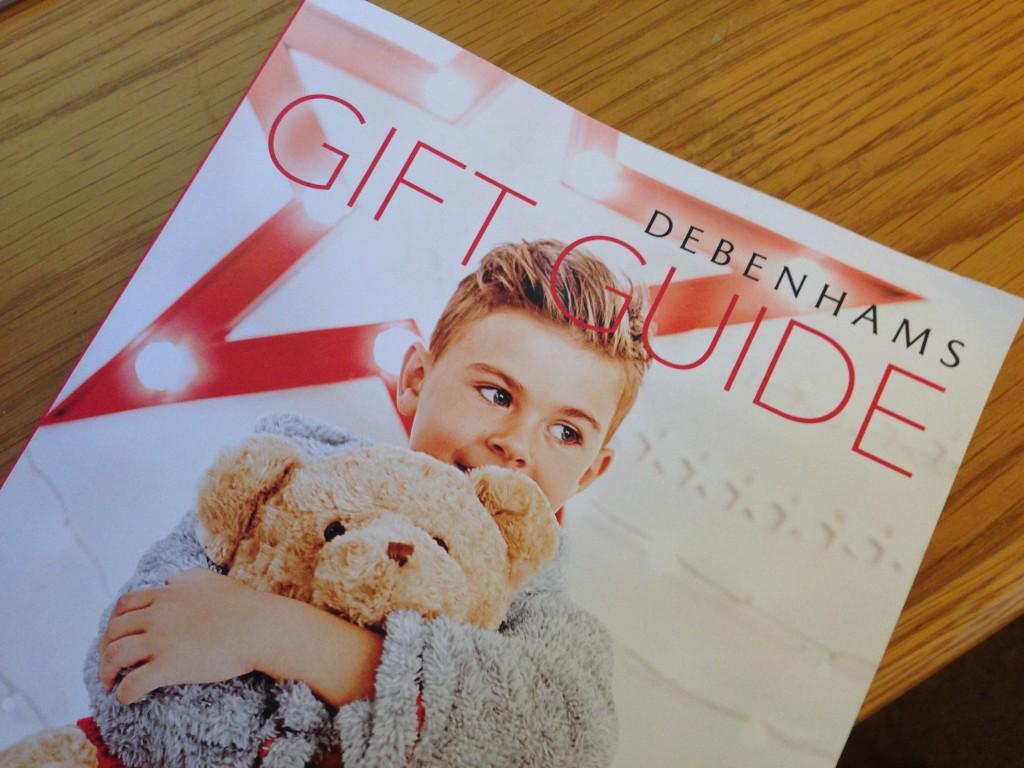 Debenhams Christmas Gift Guide