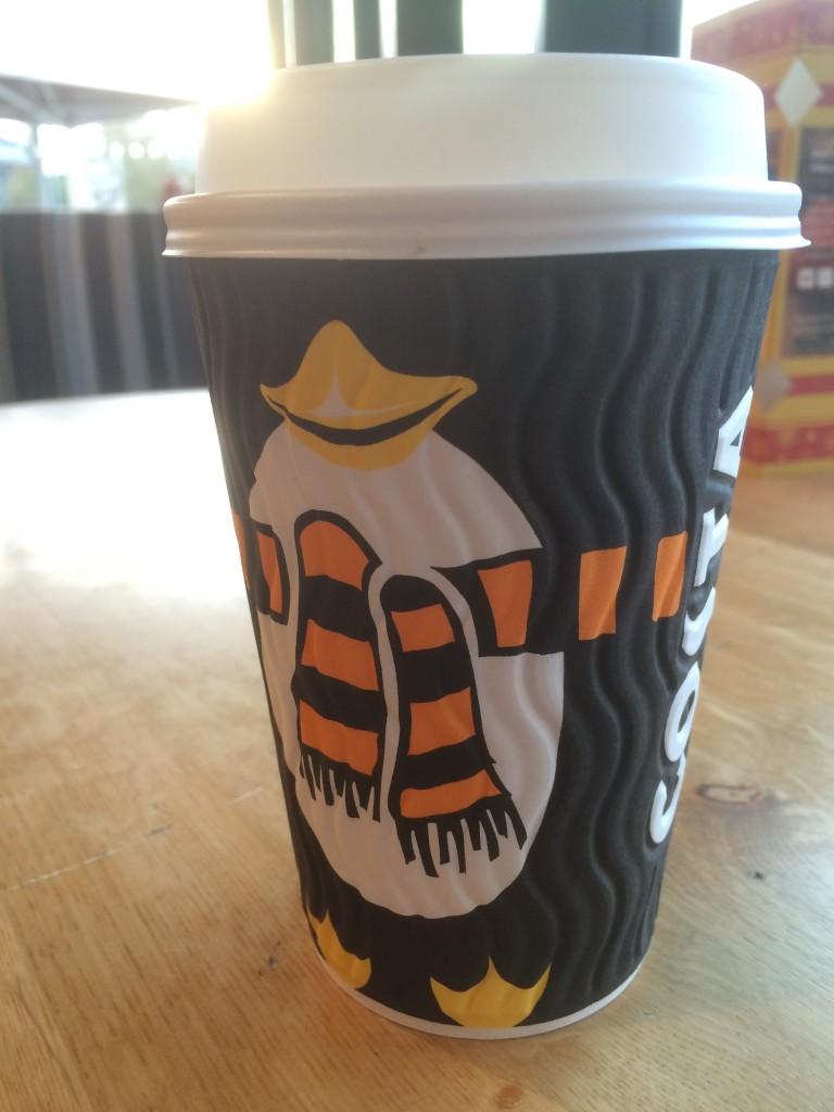 Costa Coffee 2015 Christmas Branding