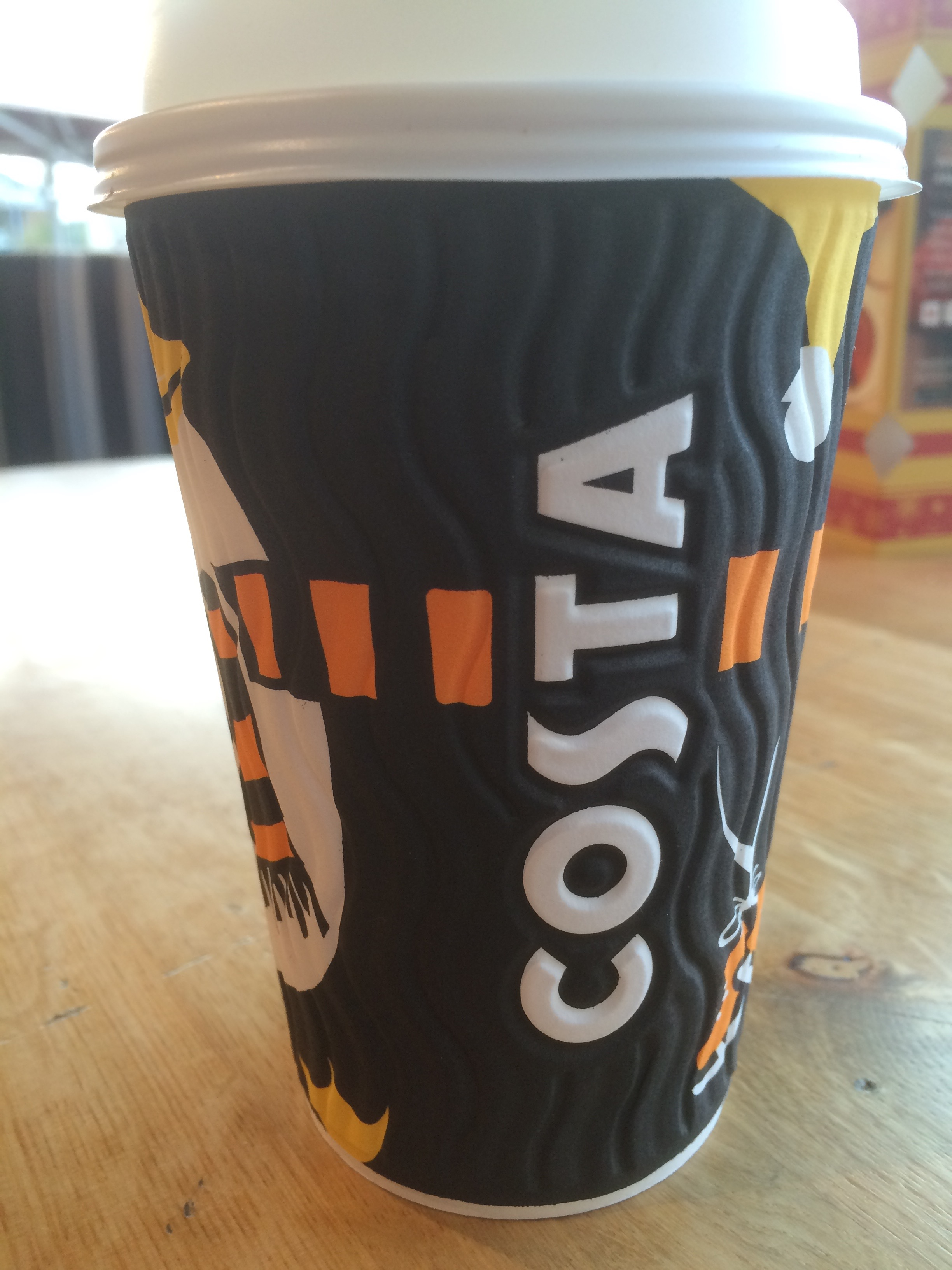 Costa Coffee Christmas 2015
