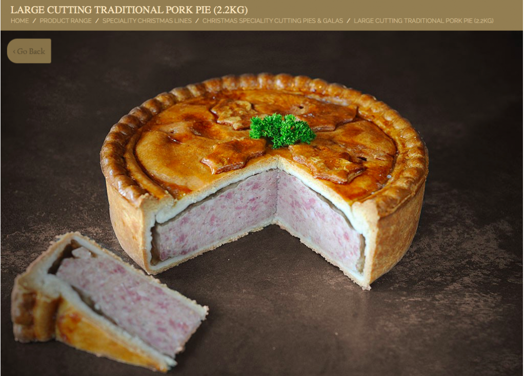 Keeping it simple - Traditional Pork Pie