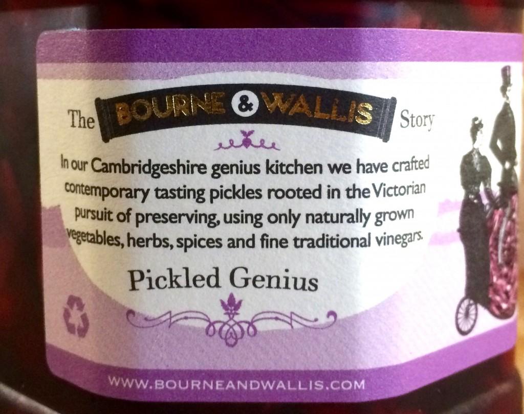 Bourne & Wallis Red Cabbage