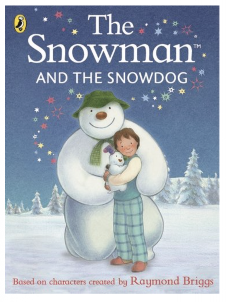 The Snowman and The Snowdog Board book – 1 Oct 2015 by Raymond Briggs (