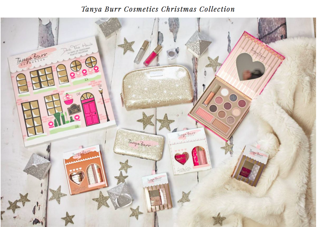 Tanya Burr's Christmas Collection 2015