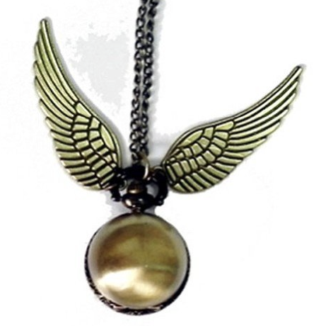 Golden Snitch Necklace Watch joins this weeks unofficial best selling toys & games.