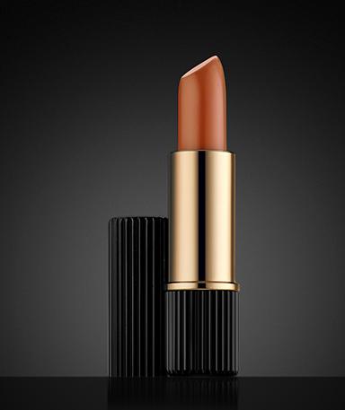 Victoria Beckham Estee Lauder Lipstick in Brazilian Nude
