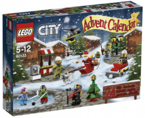 Advent Lego Set
