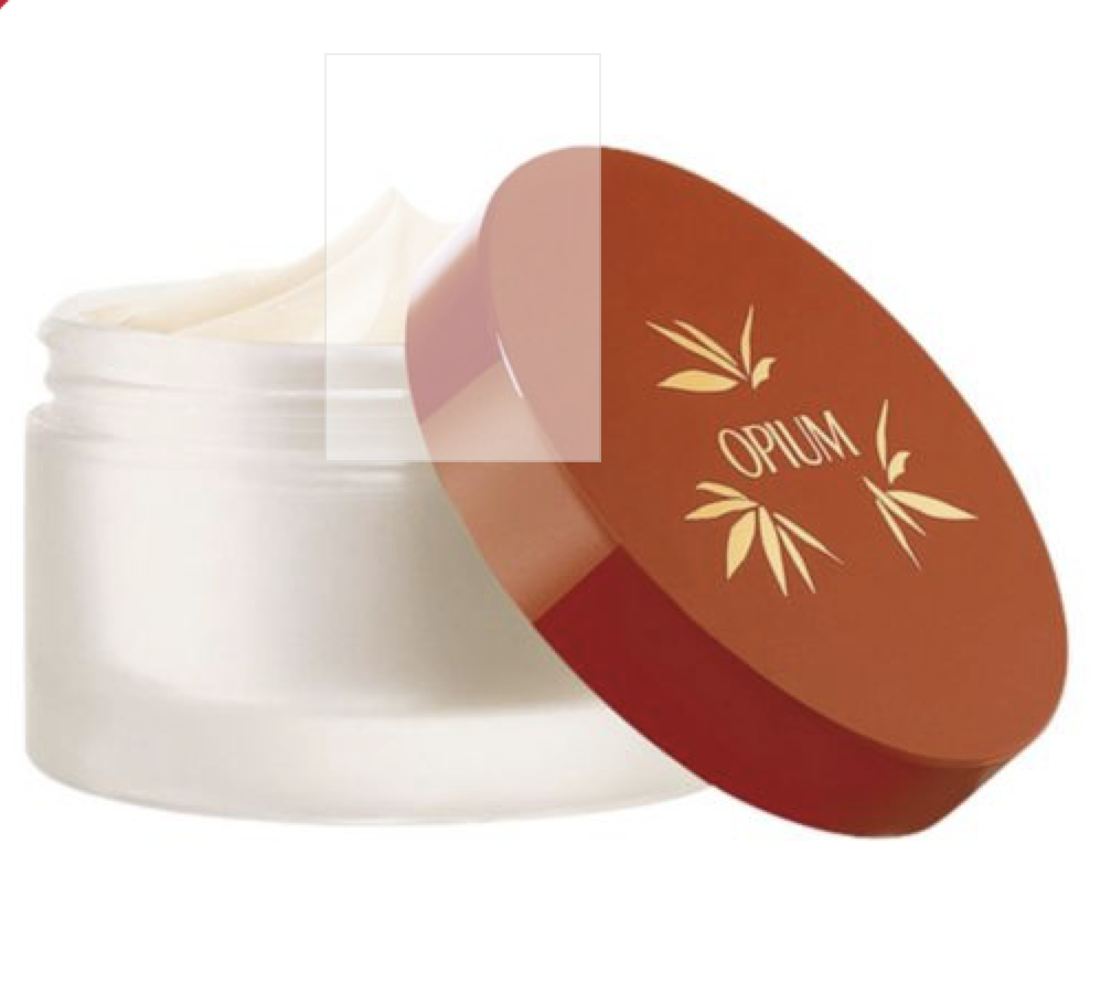 YSL Opium Body Cream
