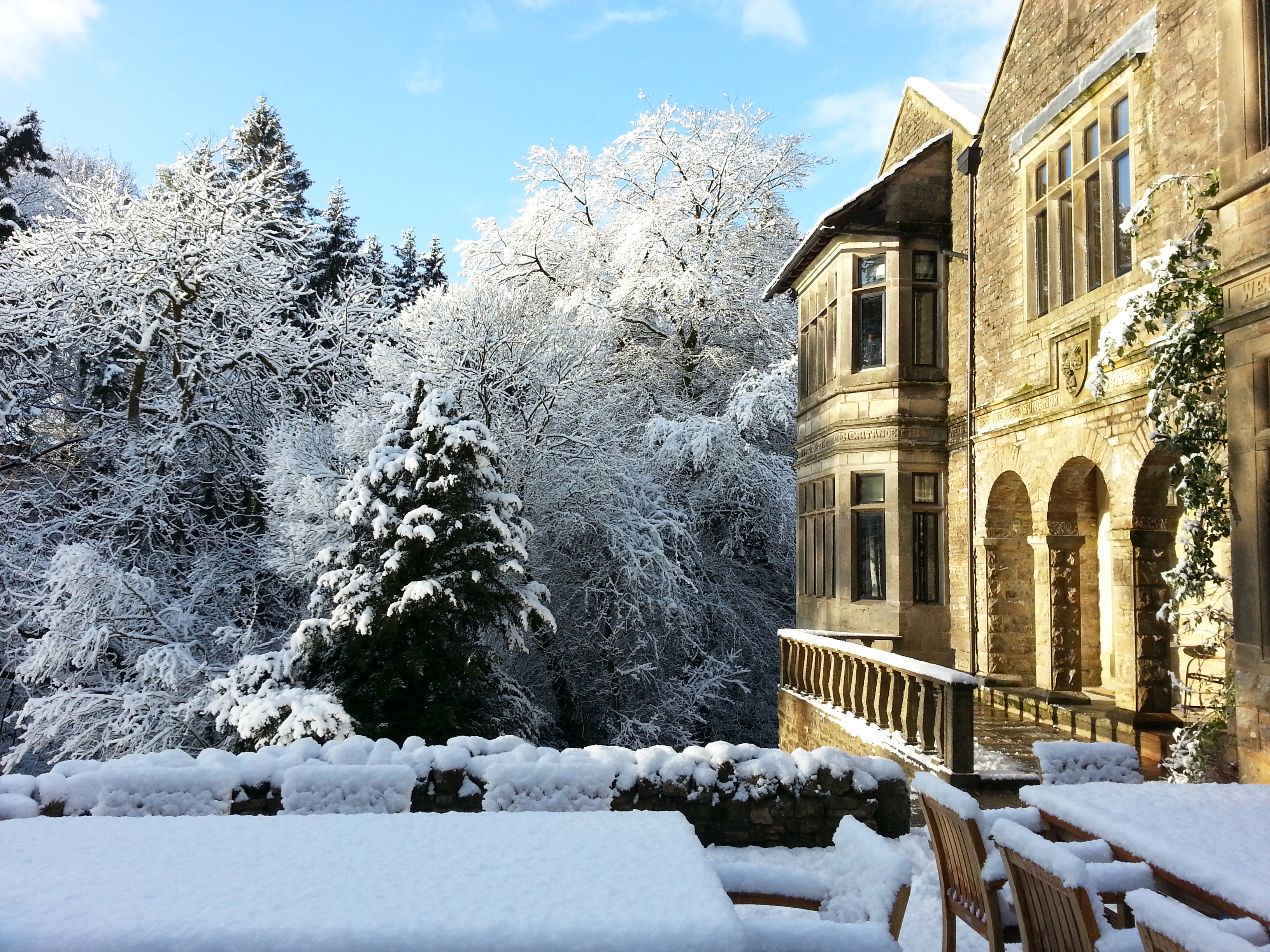 Why book a cottage for Christmas?