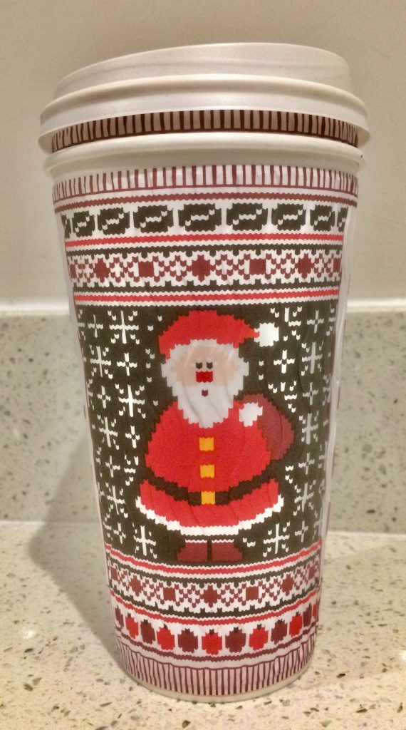 Its Officially Christmas The Costa Coffee 2016 Cup Has