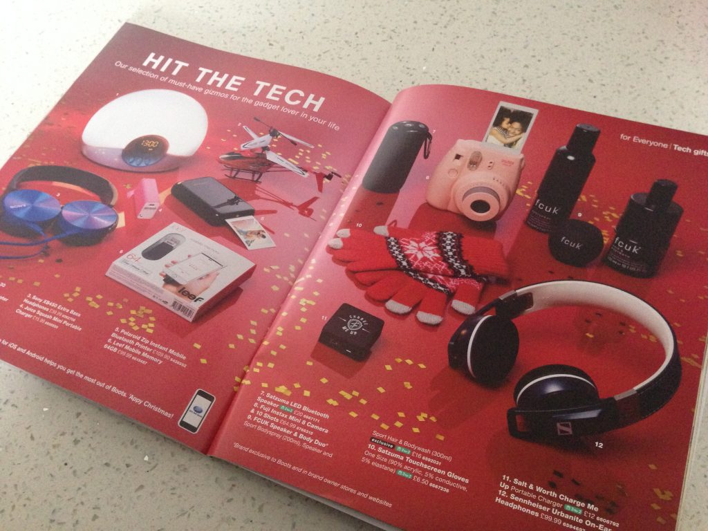 Tech Christmas Gifts