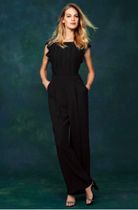 Next Black Jumpsuit