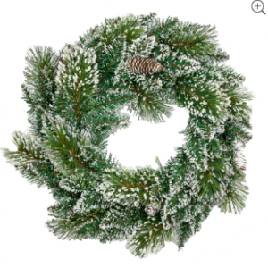 Hobbies Cranmere Wreath with Glitter