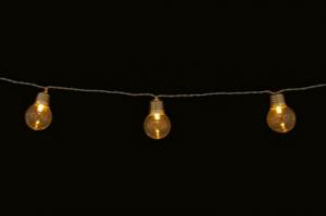 Homebase Light Bulb Christmas Lights