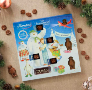 Thorntons Chocolate Advent Calendar
