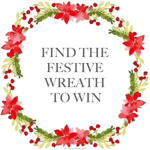 Find the Festive Wreath Competition