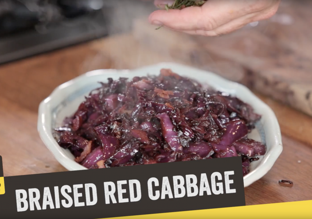 Christmas Red Cabbage recipe by Jamie Oliver