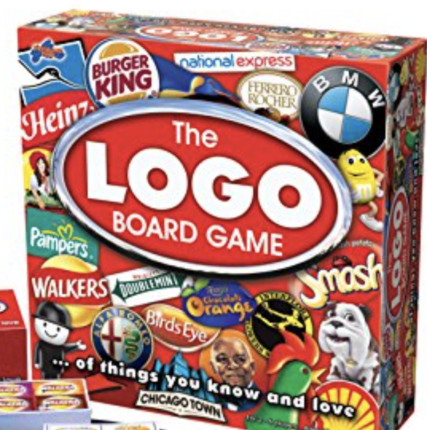 New Logo Board Game and Good old Monopoly in the charts today on Amazon