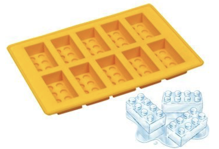 Lego Block Ice Tray