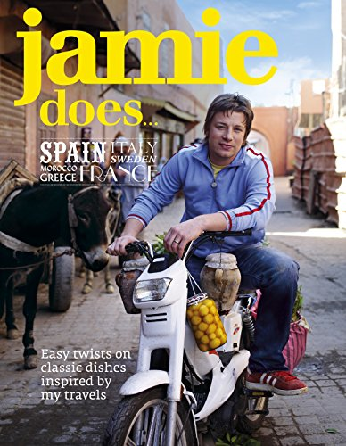 Jamie Does... by Jamie Oliver