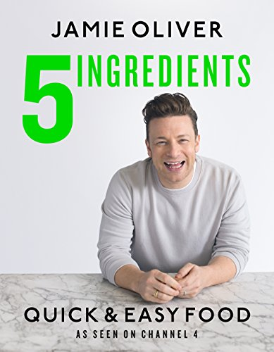 5 Ingredients - Quick & Easy Food by Jamie Oliver