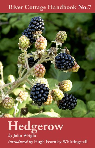 Hedgerow (River Cottage Handbook, No.7) by John Wright