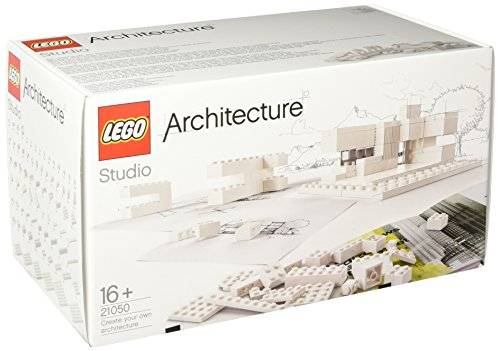 LEGO 21050 Architecture Studio Playset by null