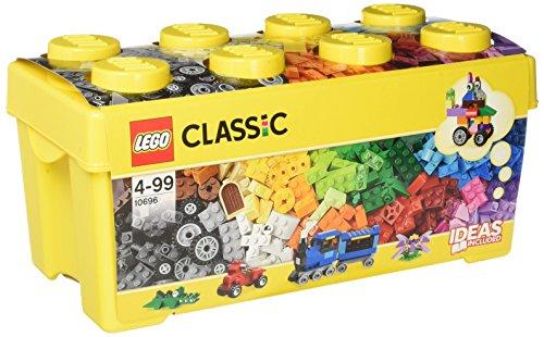 Lego 10696 Classic - Medium Creative Brick Box by null