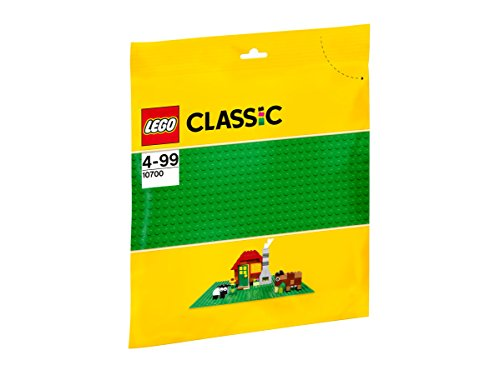 LEGO Classic Baseplate (Green) by null