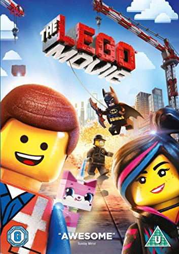 The Lego Movie [DVD] [2014] by null