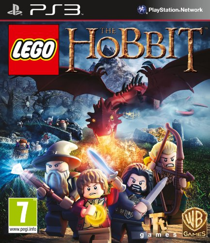The Hobbit (Lego) Playstation by null