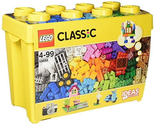 LEGO Classic 10698 Large Creative Brick Box by null