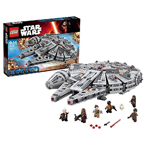 LEGO Star Wars 75105 Millennium Falcon by null