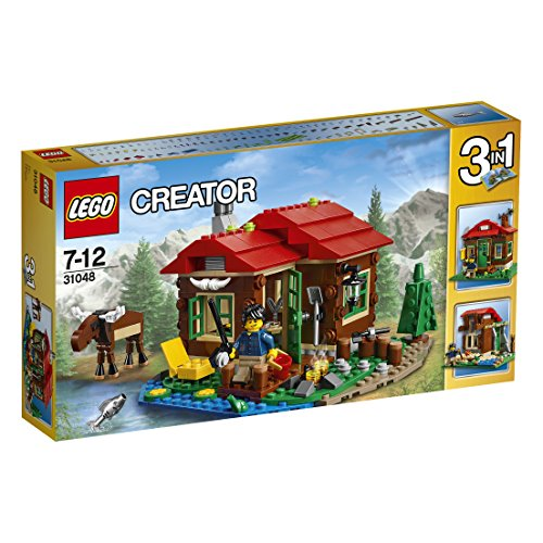 LEGO Creator 31048 Lakeside Lodge Set by null