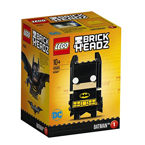 LEGO UK 41585 Brick Headz Batman by null
